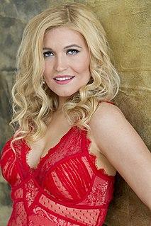 Kirsten Chambers American operatic soprano