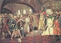 Kivshenko Ivan III tears off the khans missive letter.jpg