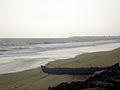 Kizhunna beach Sea waves 3.JPG