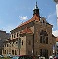 Klášter karmelitánů s kostelem sv. Anny (Žižkov).JPG