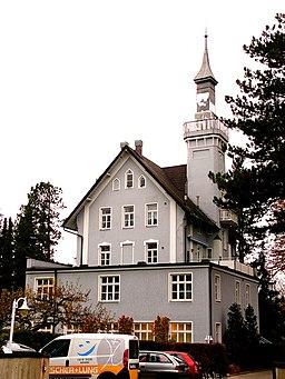 Klausenberg in Augsburg
