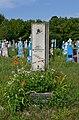 Kliusk Turiiskyi Volynska-grave of soviet warrior Berishvili.jpg