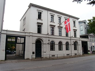 Consul (representative) - Consulate of Denmark in Hamburg