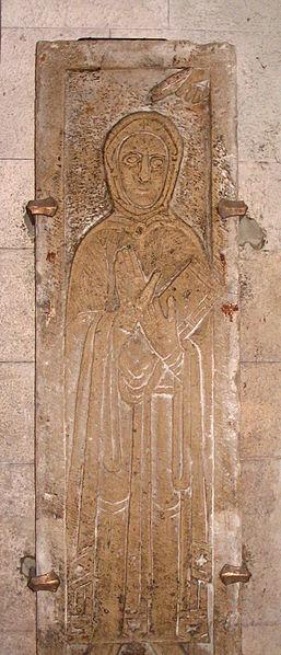 File:Kloster Biburg Stifterin SelBerta Bertastein.JPG