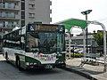 Kobe City Bus 245 at Konan-Yamate Station.jpg