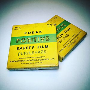 Sonochrome - Kodak Sonochrome 16mm Film (1930s)