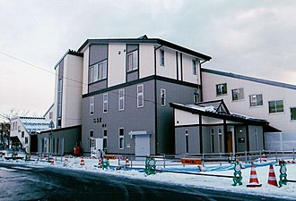 Kōma Station (Iwate) - Kōma Station in December 2011