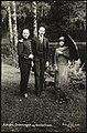 Kongen, Dronningen og Kronprinsen, 1924 (6958859457).jpg