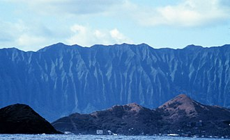 Koʻolau Range - Image: Koolau Range