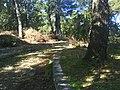 Korčula monumentKorčula-park05898.JPG