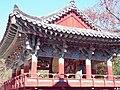 Korea-Busan-Beomeosa 6234-07 Bell Pavilion.JPG