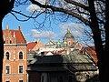 Kosciol Sw. Piotra i Pawla - widok z Wawelu 3.JPG