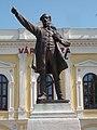 Kossuth-szobor (Horvay János), 2017 Hajdúnánás.jpg