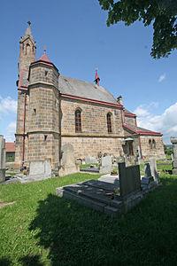 Kostel svatého Jana Křtitele, Svatojanský Újezd 04.JPG