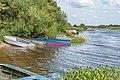 Kostroma river bank at Isady village.jpg