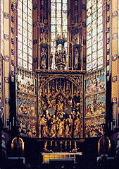 retable de Cracovie