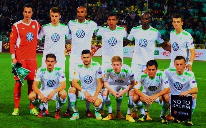 Состав футбольной команды вольфсбург в 1991 году