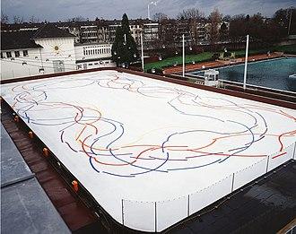 Achim Zeman - Image: Kreislauf 1, 2002 Eisstadion Köln