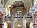 Krems - Pfarrkirche St. Veit, Orgelempore.jpg