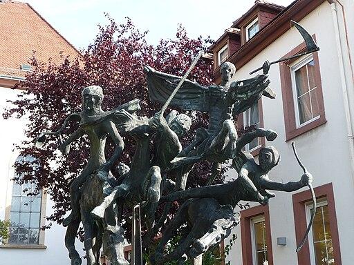 Kriegerdenkmal Maikammer 03