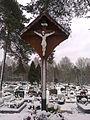 Krzyż na cmentarzu komunalnym w Łabędach.jpg