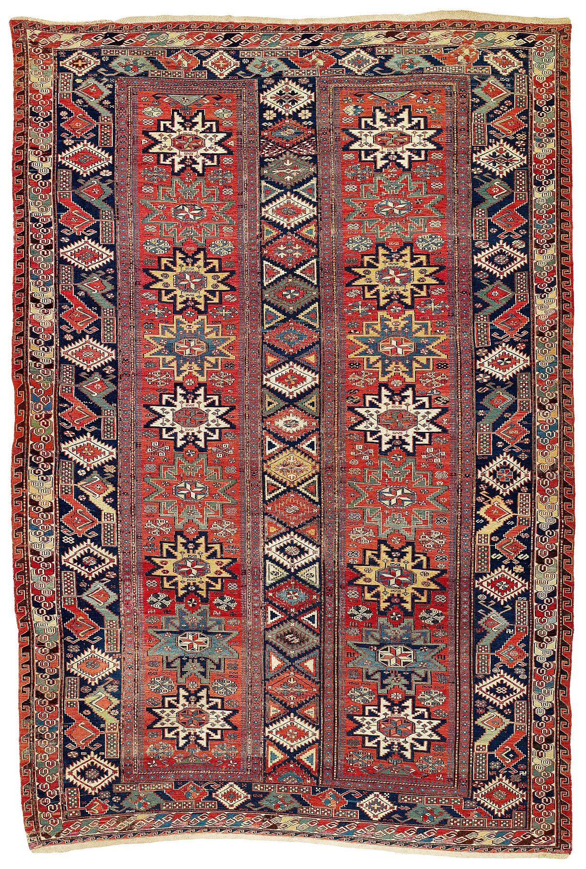 Caucasian Carpets And Rugs Wikipedia