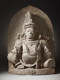 Kubera Hindu god of wealth