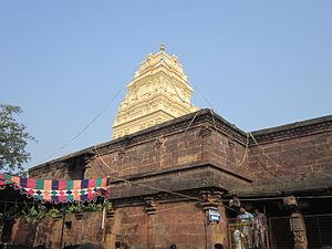 Kumararama - kumararama Bhimesvara Temple, Samalkota