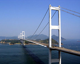 Image illustrative de l'article Pont du détroit de Kurushima