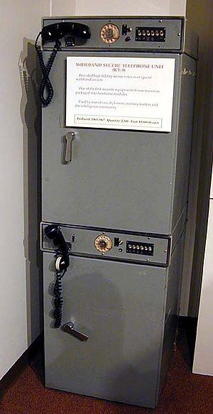 National Cryptologic Museum - Image: Ky 3