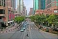 L'avenue Huaihai, ancienne avenue Joffre (Shanghai, Chine) (25188411507).jpg