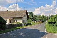 Lípa nad Orlicí, Dlouhá Louka, road No 304.jpg