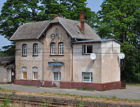 Lędziehowo - train station 01.jpg