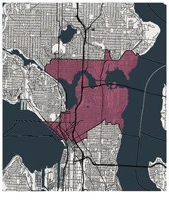 Washingtons 43rd legislative district