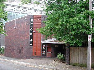 La Boite Theatre Building - La Boite Theatre, 2003