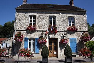 La Celle-sur-Morin Commune in Île-de-France, France