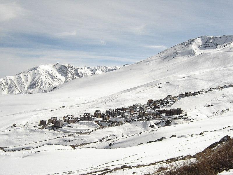 Esquiar no Chile 2019