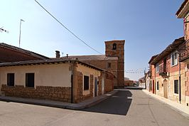 Calle Mayor de La Vellés