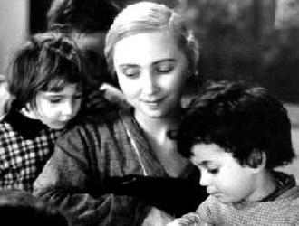 La Maternelle (film) - Scene