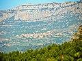 La morera de Montsant, des de la carretera d'Arbolí, a 10km - panoramio.jpg