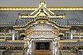 La porte Kara-mon du sanctuaire shinto Toshogu de Nikko (Japon) (29373418318).jpg