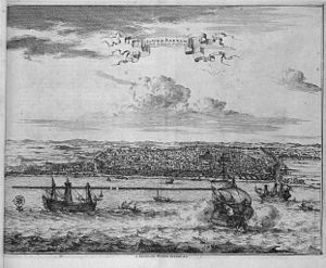 Old Banten - Banten in the 16th century corresponds to the archaeological site of Old Banten.