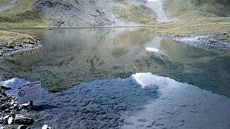 Lac des Autannes - Image: Lac des Autannes