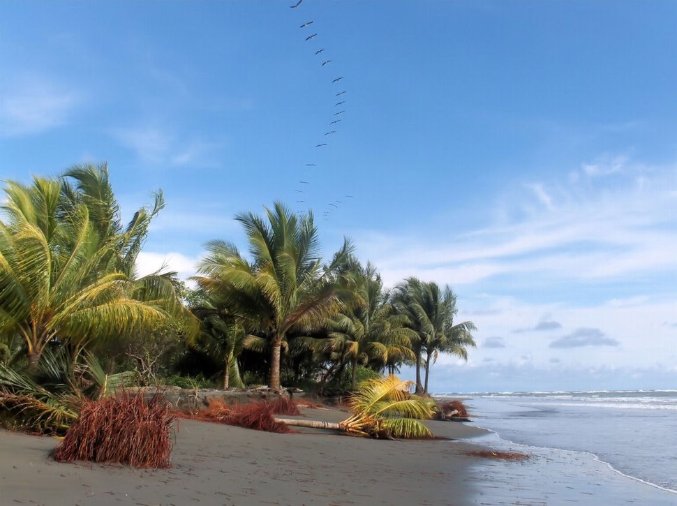 Ladrilleros Beach Colombia