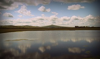 Kyakhtinsky District - Lake Kiran in Kyakhtinsky District