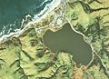 Lake Kushu Aerial photograph.1977.jpg