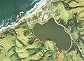Lake Kushu Aerial photograph.1977.jpg