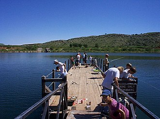 Lake Meredith National Recreation Area - Image: Lake Meredith NRA Fish Fry Tournament