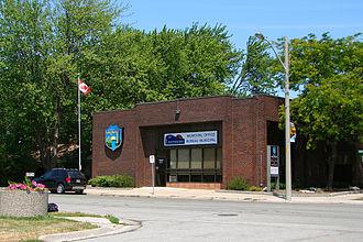 Lakeshore, Ontario - Lakeshore Municipal Office