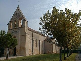 Lamonzie-Saint-Martin Commune in Nouvelle-Aquitaine, France
